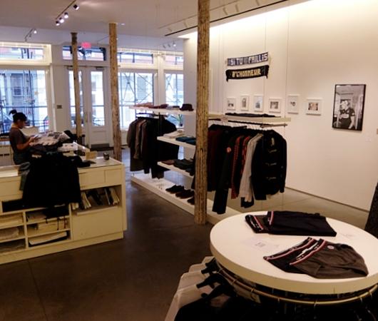 """新年早々、アートな刺激 """"agnès b."""" Galerie Boutique 50 Howard Street_b0007805_2354189.jpg"""