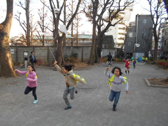 1月5日 工作教室 凧作り_c0315908_16033052.jpg