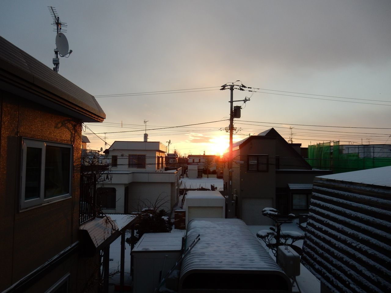 雪の少ないまま深まる真冬日_c0025115_18263377.jpg