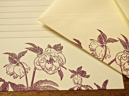 「綴る、春。-手紙まわりのあれこれー2」出展者のご紹介 botaniko pressさん。_e0060555_13461805.jpg