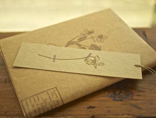 「綴る、春。-手紙まわりのあれこれー2」出展者のご紹介 botaniko pressさん。_e0060555_13463510.jpg