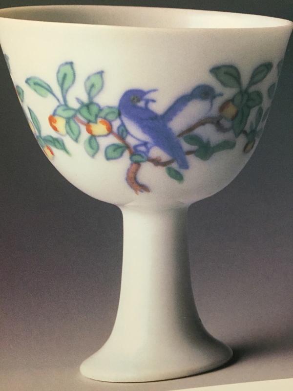 故宮博物院(黒釉兎毫茶箋と白茶)_c0366777_21104515.jpg