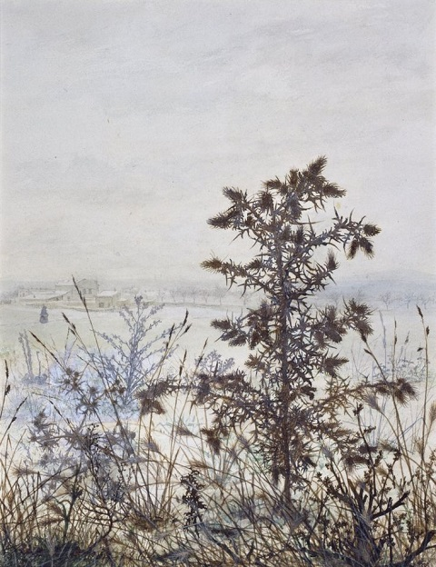Léon Bonvin:19世紀のフランスの画家_c0084183_21581828.jpg