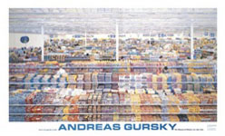 Andreas Gursky: 99 Cent ポスター_c0214605_13133534.jpg