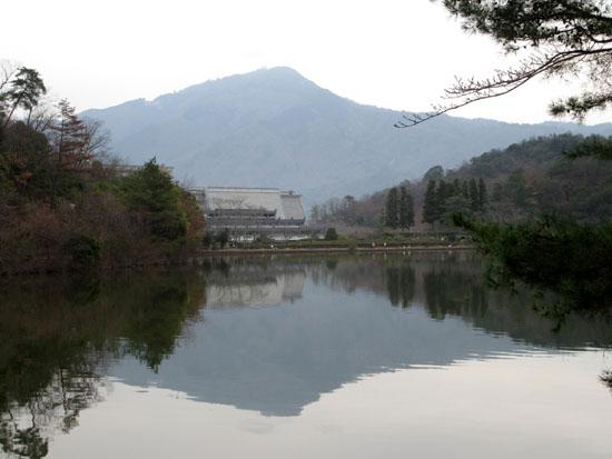 宝が池 霧の朝_e0048413_175507.jpg
