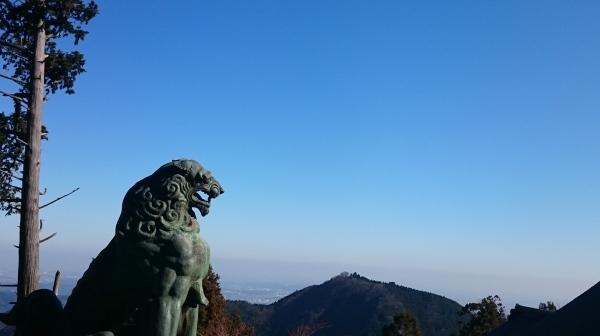 御岳山へ初詣_b0033639_21475166.jpg
