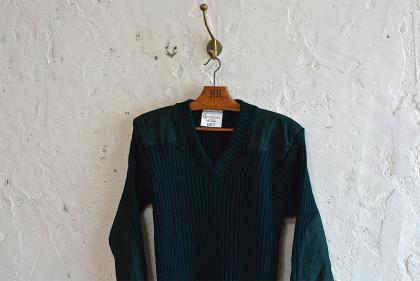 English commando sweater dead stock_f0226051_14511744.jpg