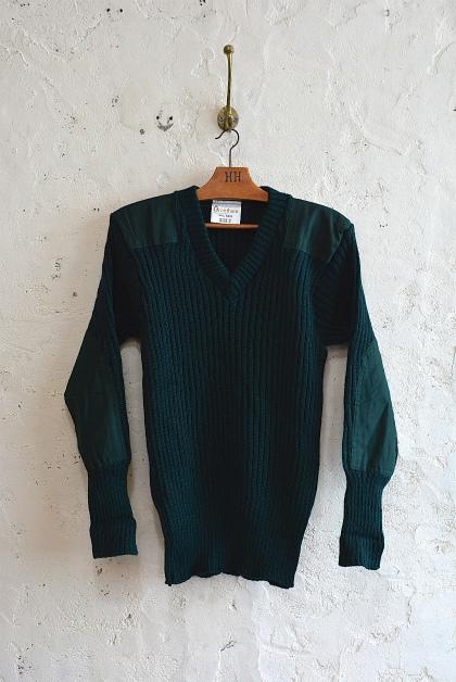 English commando sweater dead stock_f0226051_1451319.jpg