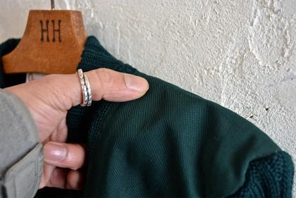 English commando sweater dead stock_f0226051_14522941.jpg