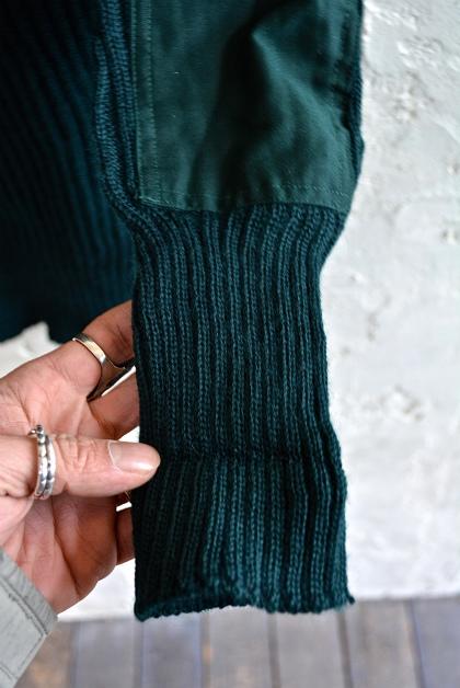 English commando sweater dead stock_f0226051_14533169.jpg