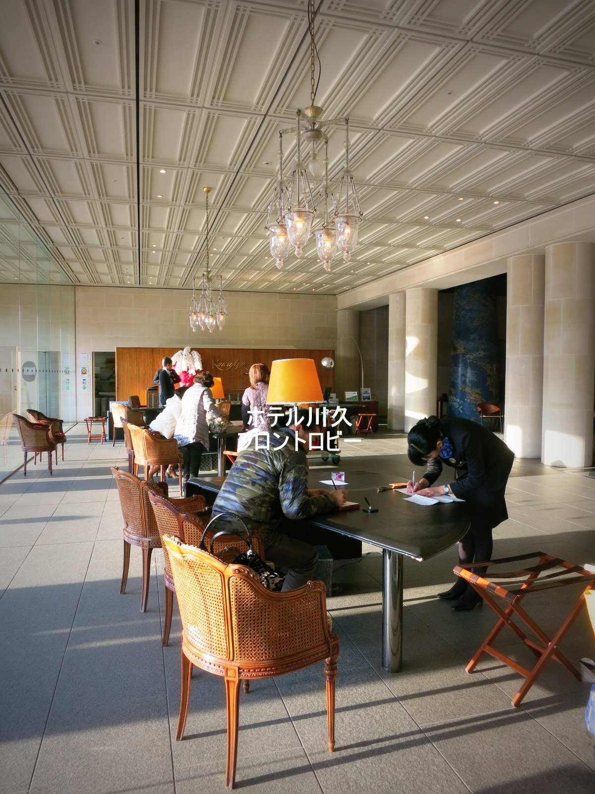 南紀白浜温泉で年越し ④ホテル川久にチェックイン♪_f0236260_1884664.jpg