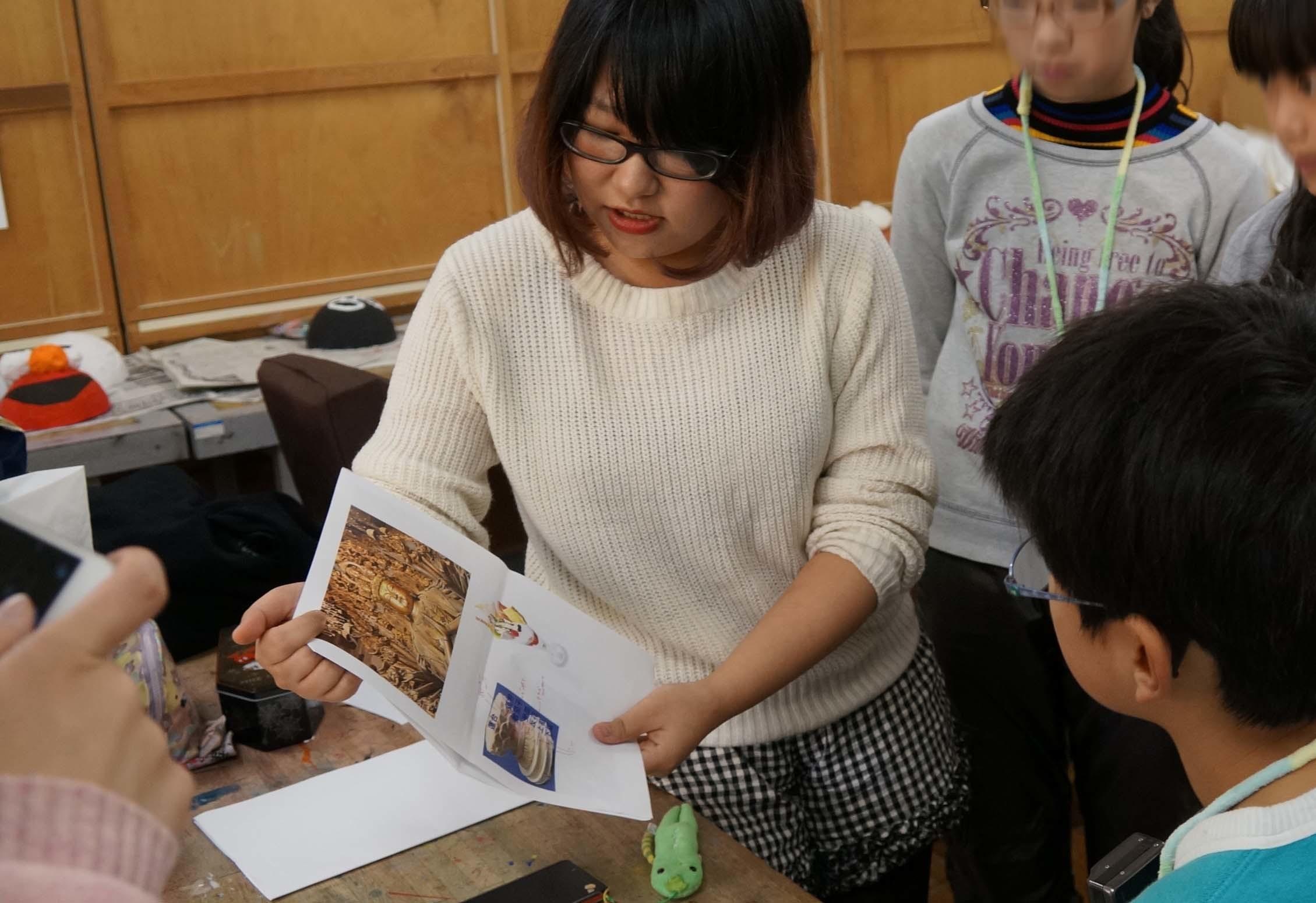 小中学生が大学で仕事体験 〜ジュニア夢カレッジ2015〜_e0201681_09173696.jpg