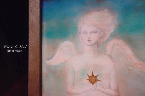 ~ 祈りの光 † Prière de Noël ~ 12/12~20 ☆ 展示風景_c0203401_22272639.jpg