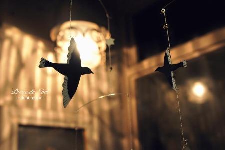 ~ 祈りの光 † Prière de Noël ~ 12/12~20 ☆ 展示風景_c0203401_22363356.jpg