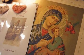 ~ 祈りの光 † Prière de Noël ~ 12/12~20 ☆ 展示風景_c0203401_22534515.jpg