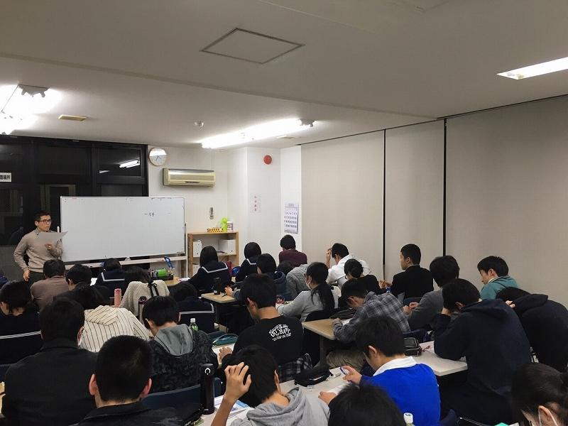 1月5日 中3入試直前スペシャル特訓_d0116009_11151817.jpg