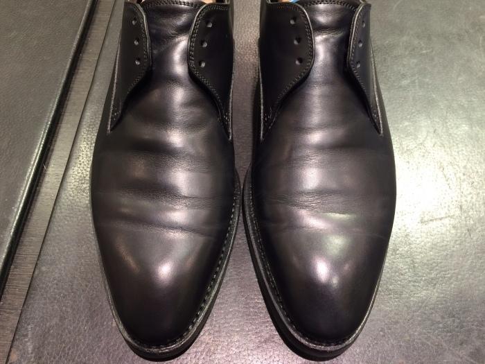 黒い靴は光沢が命_b0226322_11382812.jpg