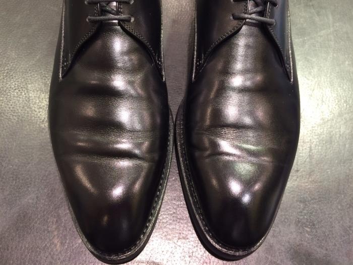 黒い靴は光沢が命_b0226322_11512375.jpg