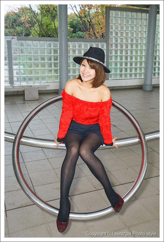 ババロアモデル撮影会 東京海上公園(8)_e0354867_18533394.jpg