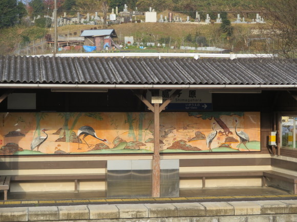 島ヶ原駅から笠置駅へ~関西線に乗ろう~_c0001670_18441944.jpg
