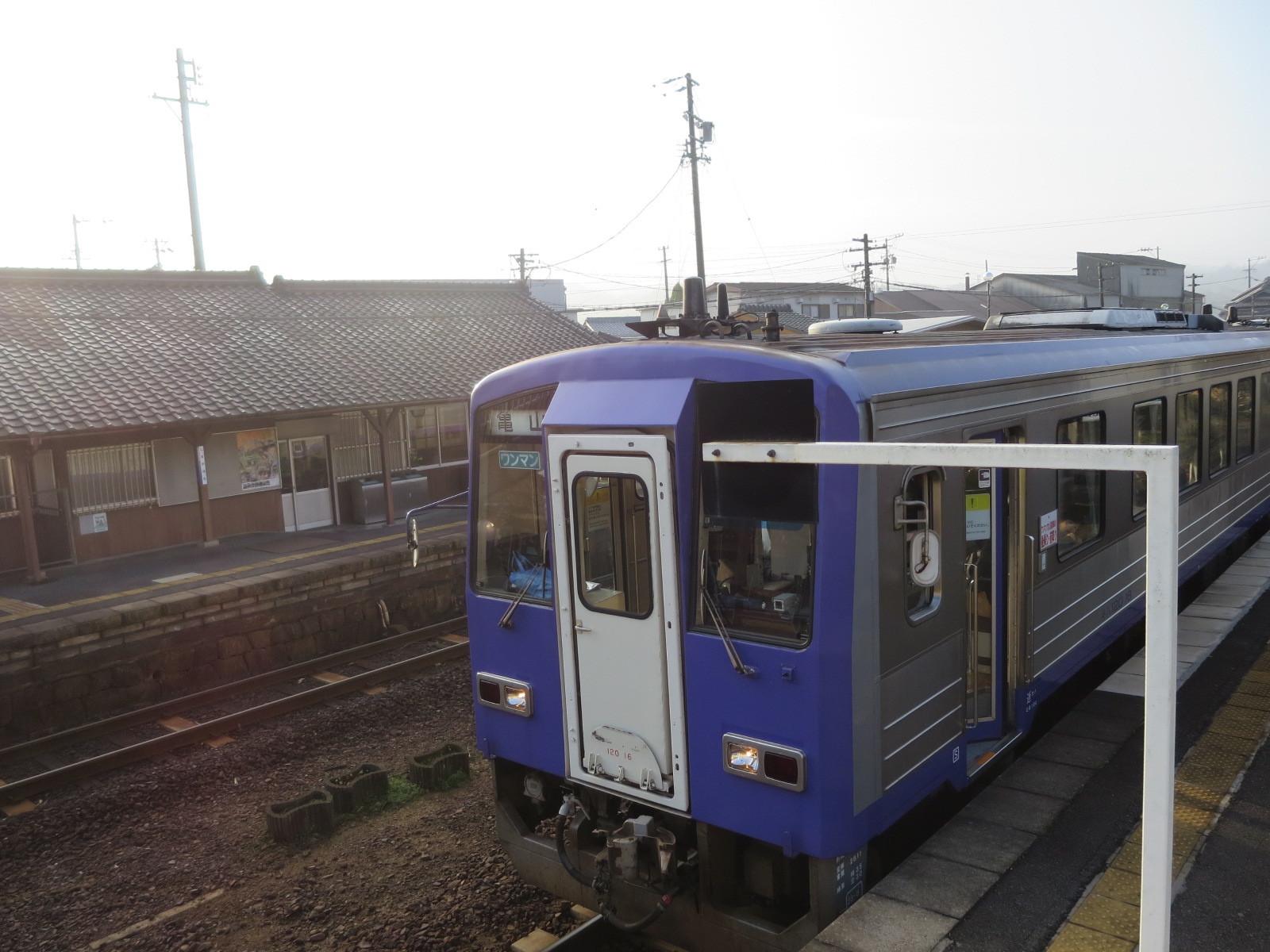 島ヶ原駅から笠置駅へ~関西線に乗ろう~_c0001670_18461613.jpg