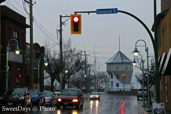 カナダ・ナナイモでは、雪が降りました!_e0046675_04083490.jpg