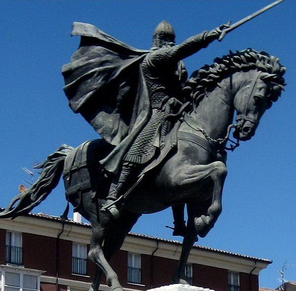 中世紀西班牙投機軍事領袖-席德(El Cid)_e0040579_9382357.jpg