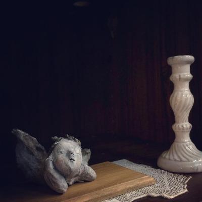 ~ 祈りの光 † Prière de Noël ~ 12/12~20 ☆ 展示風景 _c0203401_132992.jpg