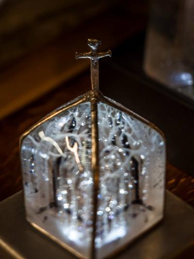 ~ 祈りの光 † Prière de Noël ~ 12/12~20 ☆ 展示風景 _c0203401_136344.jpg