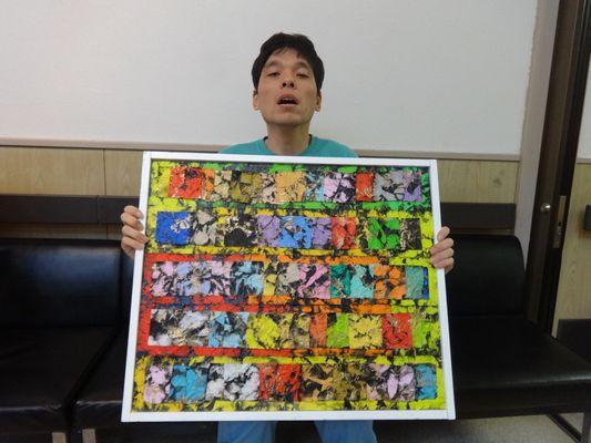 作品展受賞のお知らせ_a0154110_12511195.jpg
