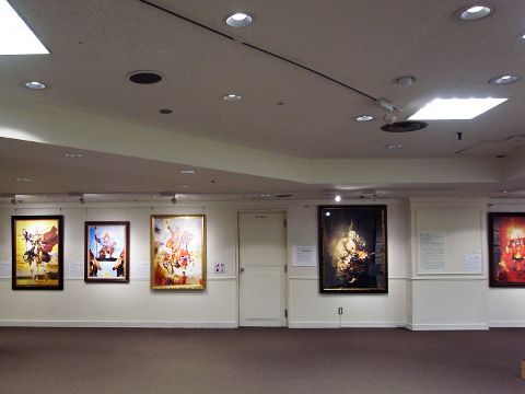 『レジェンド真田幸村展』にて、正子公也サイン会開催!_b0145843_23255347.jpg