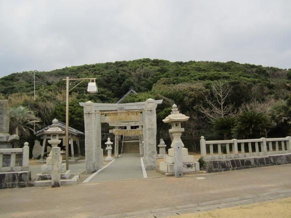 大祖神社と志登神社に初詣_a0237545_2141068.jpg