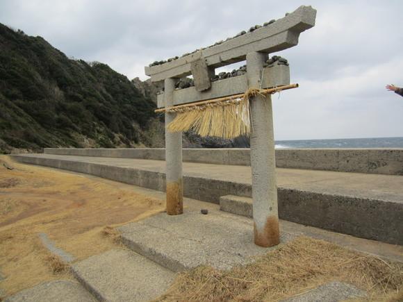 大祖神社と志登神社に初詣_a0237545_2322361.jpg
