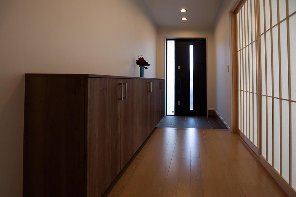 伝統ある町並みに建てる風格ある木造邸宅(5)_a0163962_9204721.jpg