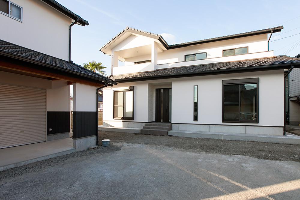 伝統ある町並みに建てる風格ある木造邸宅(5)_a0163962_9211088.jpg