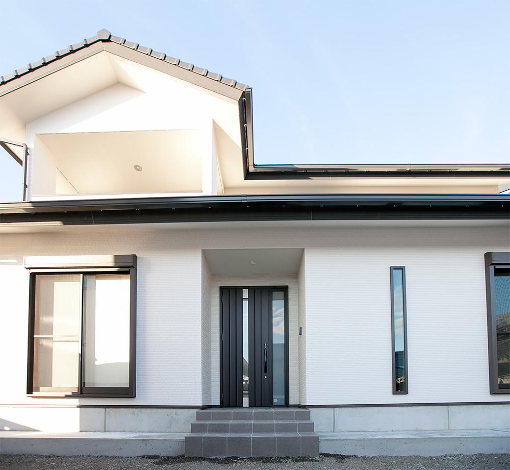 伝統ある町並みに建てる風格ある木造邸宅(5)_a0163962_9211116.jpg