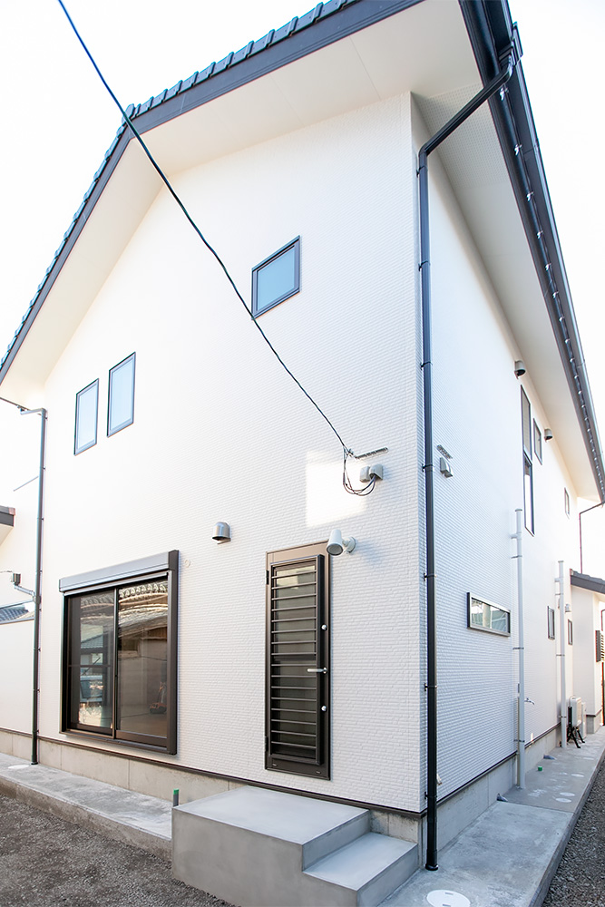 伝統ある町並みに建てる風格ある木造邸宅(5)_a0163962_92136.jpg