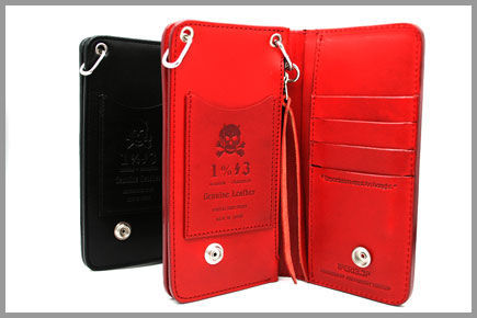 1%13[1% AUTHENTIC LEATHER LONG WALLET]締切迫る!_e0325662_18254856.jpg