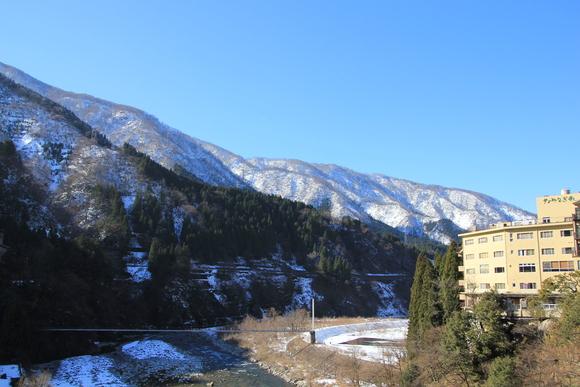 黒部宇奈月温泉から見る絶景・・_d0202264_895447.jpg