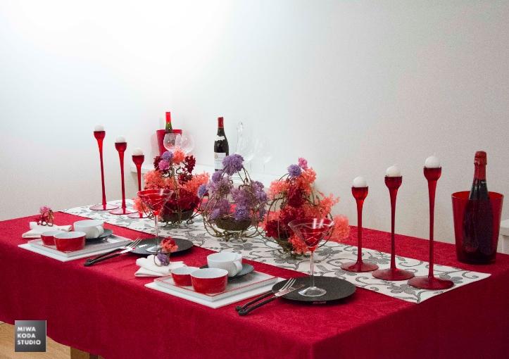 January 9, 2016 モナコのテーブル Table in Monaco _a0307186_7321219.jpg