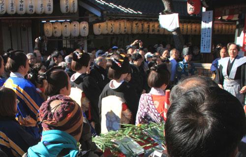 十日えびす 京都_e0048413_20415150.jpg