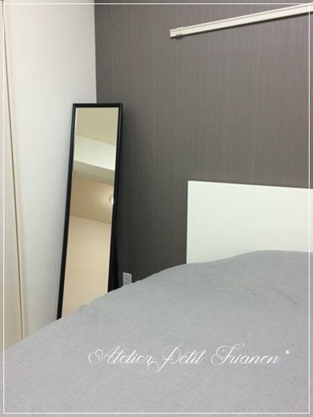 1LDKの部屋作り ~寝室編②~_c0162415_22274000.jpg