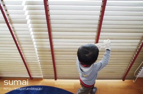 ブラインド掃除と年賀状管理_a0201116_12223347.jpg