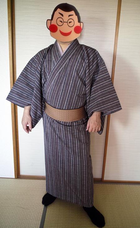 会津木綿・あいづっこの日常着~男着物・3年目の着物道楽 その8~_c0223825_13000564.jpg