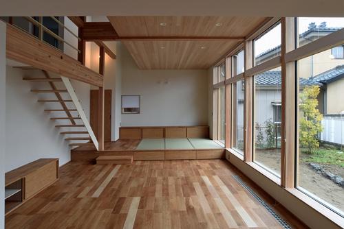 Q1.0住宅新潟信濃町:完成_e0054299_2045546.jpg
