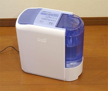 アコギの湿度管理 「除湿機と加湿器を買いました」 _c0137404_1920142.jpg