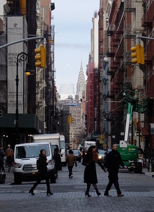 ニューヨーク、SOHOの風情たっぷりな街角風景_b0007805_2137020.jpg