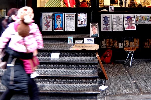 ニューヨーク、SOHOの風情たっぷりな街角風景_b0007805_21373343.jpg