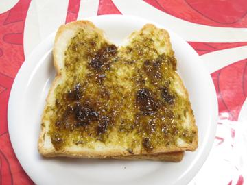 リプトンひらめき朝食 「日の出富士パン」_a0150910_23124278.jpg