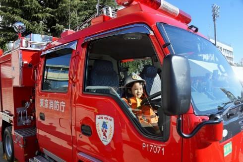 平成28年度三鷹市消防団出初式_f0006713_17423377.jpg